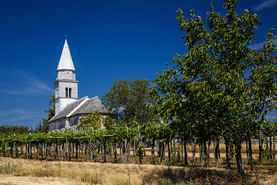 Church in Križ