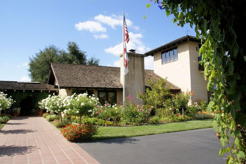 SONY DSC - Landmark Vineyard - Kenwood, CA. Our home for the weekend.