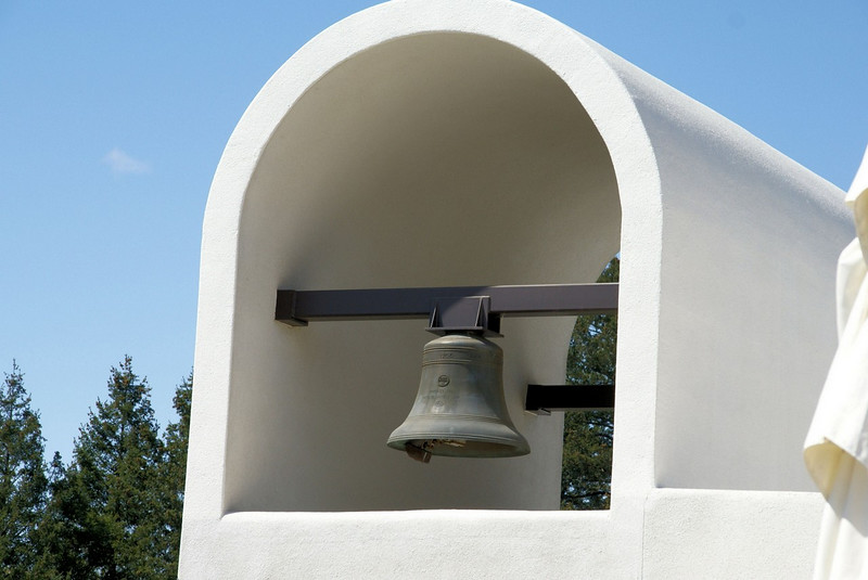SONY DSC - bell at Sterling Winery