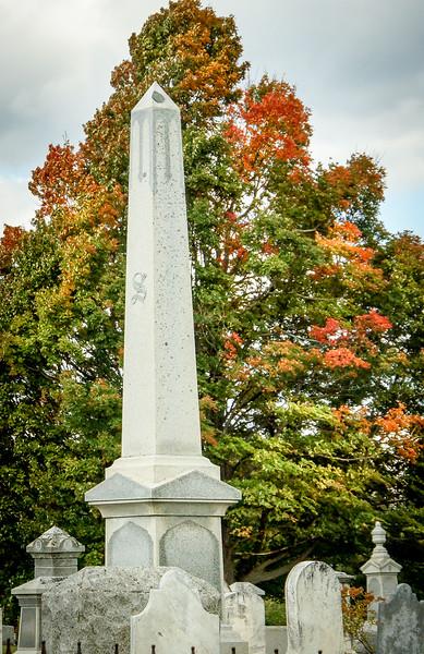 Cemetery in Vermont