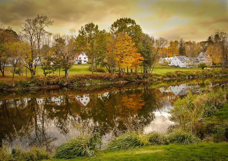 Woodstock, Quechee New Hampshire