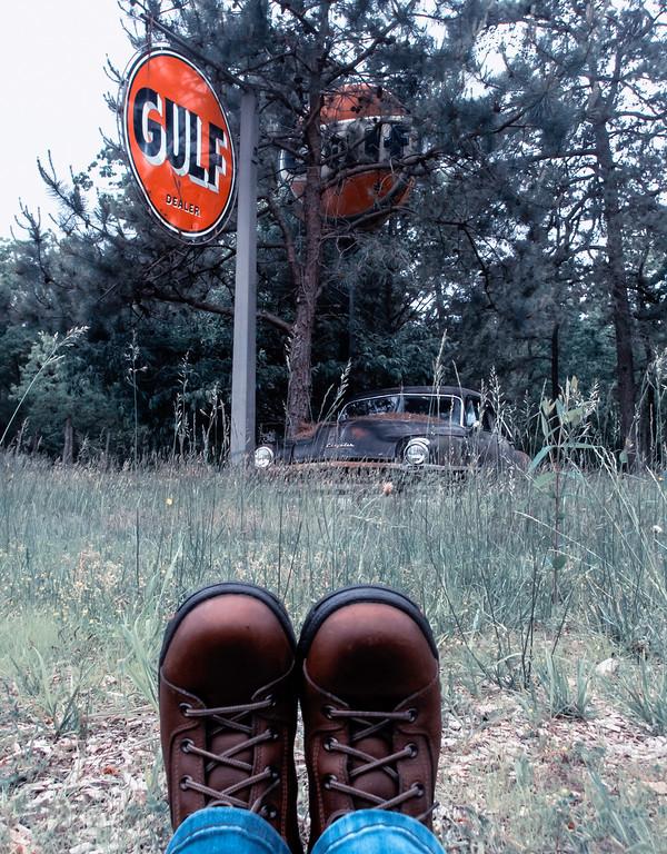 Steel Wheels Gulf Feet