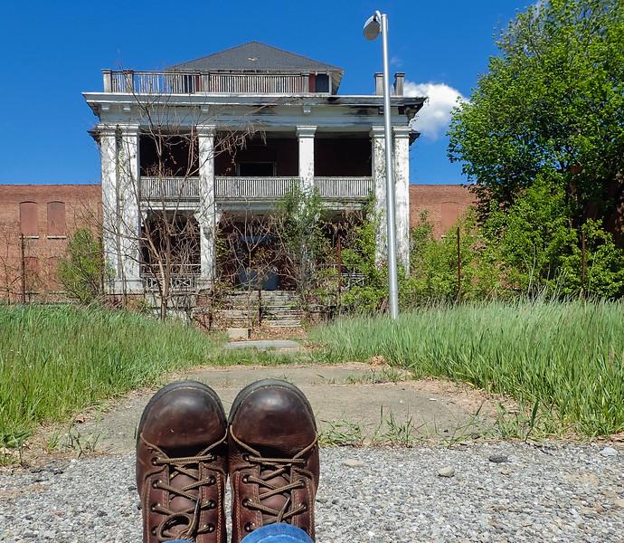 Double Porch Asylum