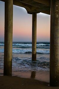 Waves - Huntington Beach Pier