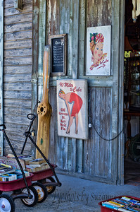 It's one of those shops with a little of everything! 90 Miles to Cuba... Key West, Florida