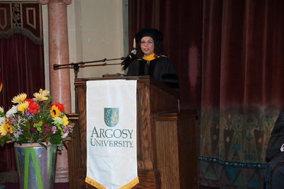 2012 Argosy University Commencement