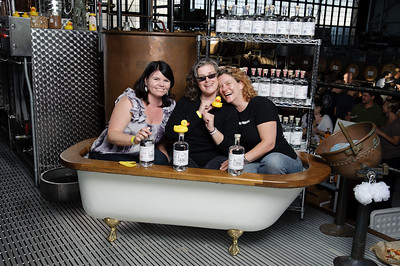 St. Georges Bathtub Gin BBQ