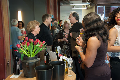 2014 Bay Area Registry Spring Wine Event