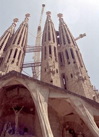 Barcelona, Spain - 1999