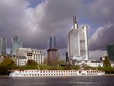 Frankfurt, Germany - 2005