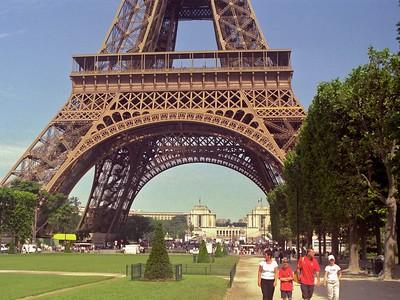 Paris, France - 2001