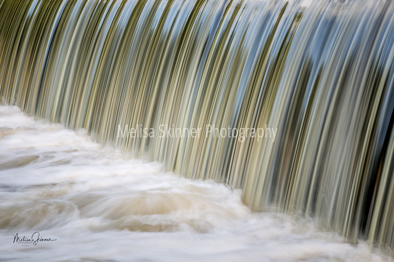 Tunnel Mill Dam Falls