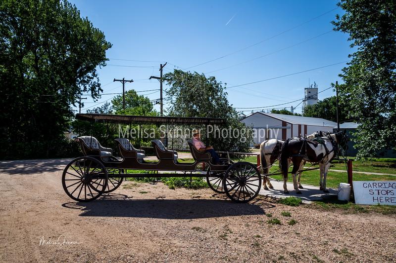 Pertsheim Carriage Rides - Yoder, KS