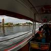 Express Boat Bangkok River Thailand