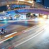 Bangkok Street @ Night Thailand