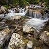 Vysoké Tatry - Vodopád - Kežmarská Biela voda