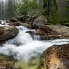 Vysoké Tatry - Vodopád Studeného potoka