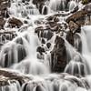 Vodopád Hraunfossar