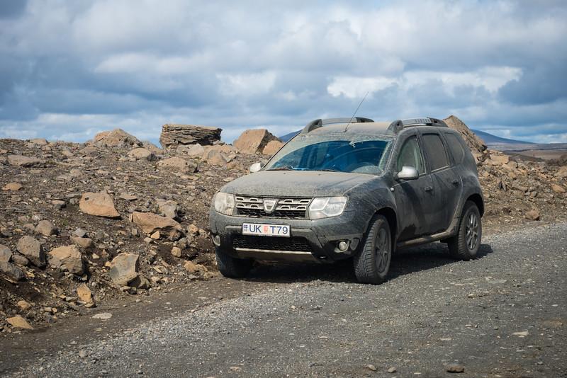 Dacia Duster - náš pracant