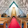 Olafsvik Church in the Snaefellsnes Peninsula