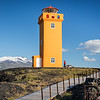 Snaefellsnes Peninsula - Svörtuloft Lighthouse