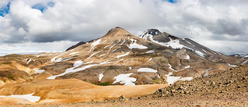 "Kerlingarfjöll ""čarodějné hory"""