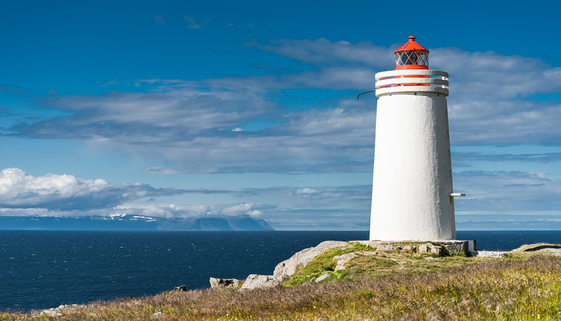 Skarðsviti lighthouse