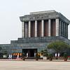 Ho Či Minovo mauzoleum v Hanoji