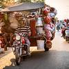 Ulice v Siem Reap