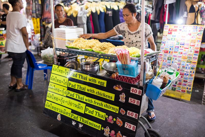 Bangkok - Khaon San road