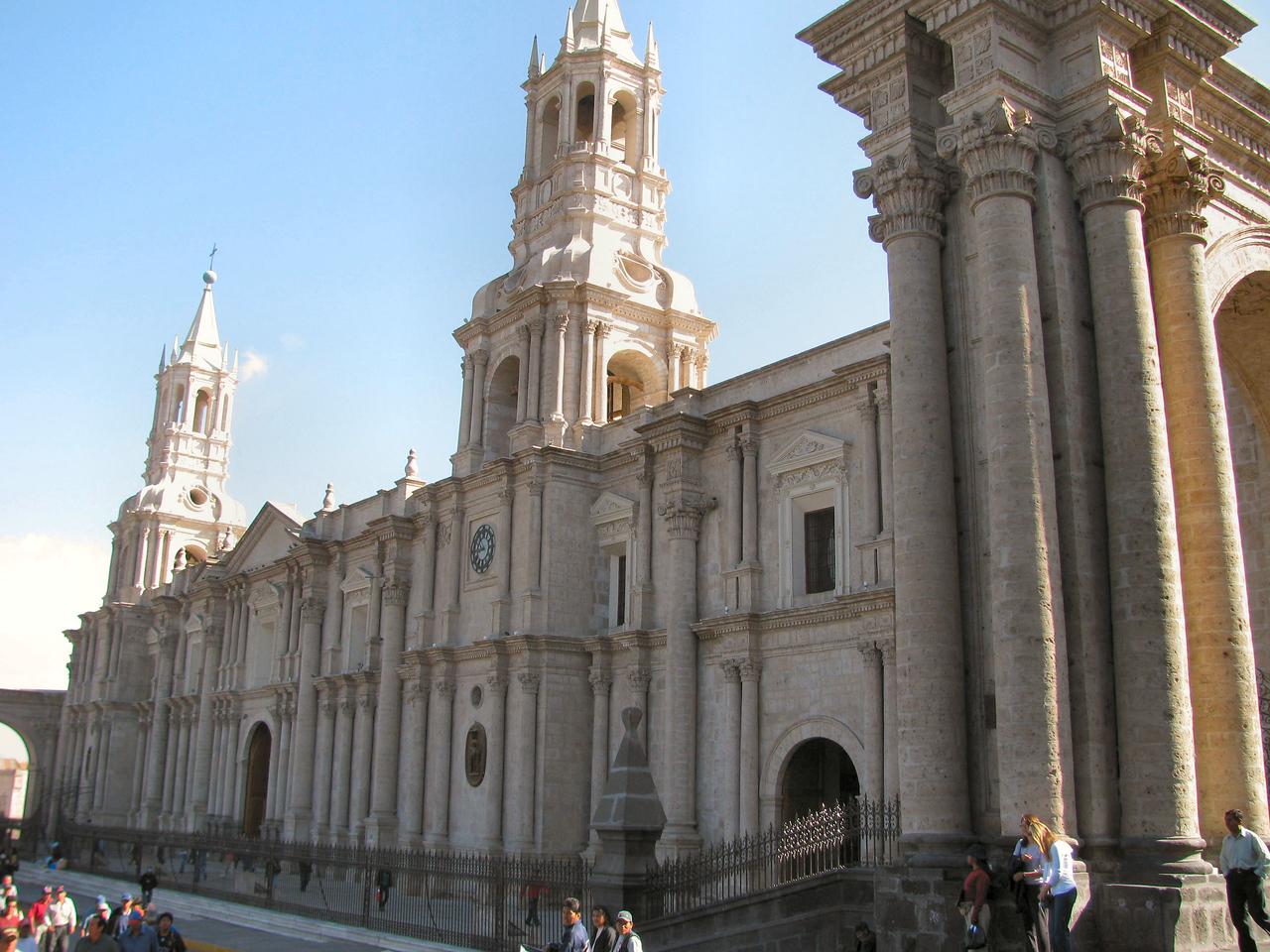 Basilica of Arequipa