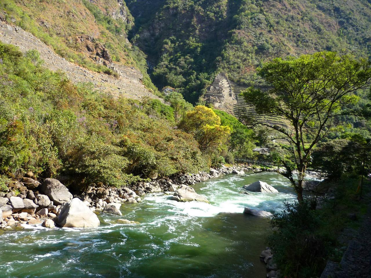 Rio Vilcanota o Urubamba