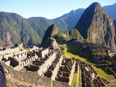 Cesar & Cesitar go to Cusco