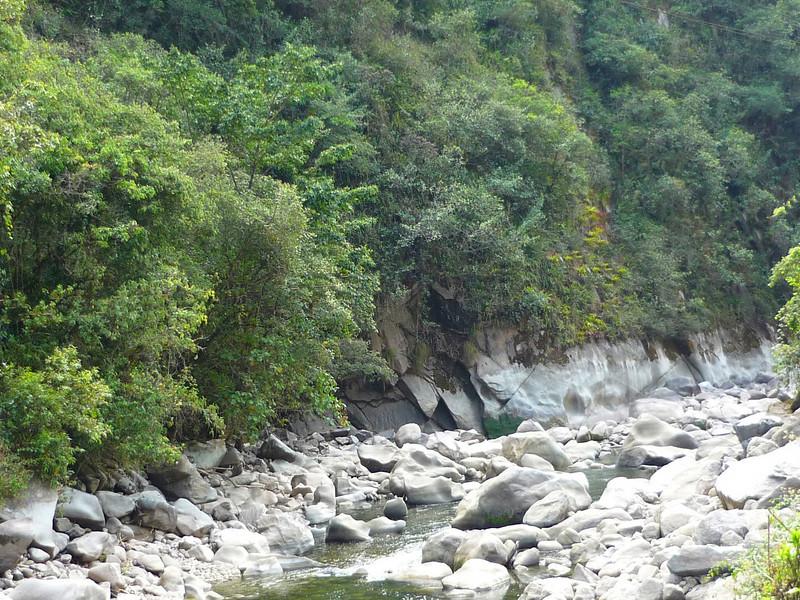 Rio Vilacanota o Urubamba.