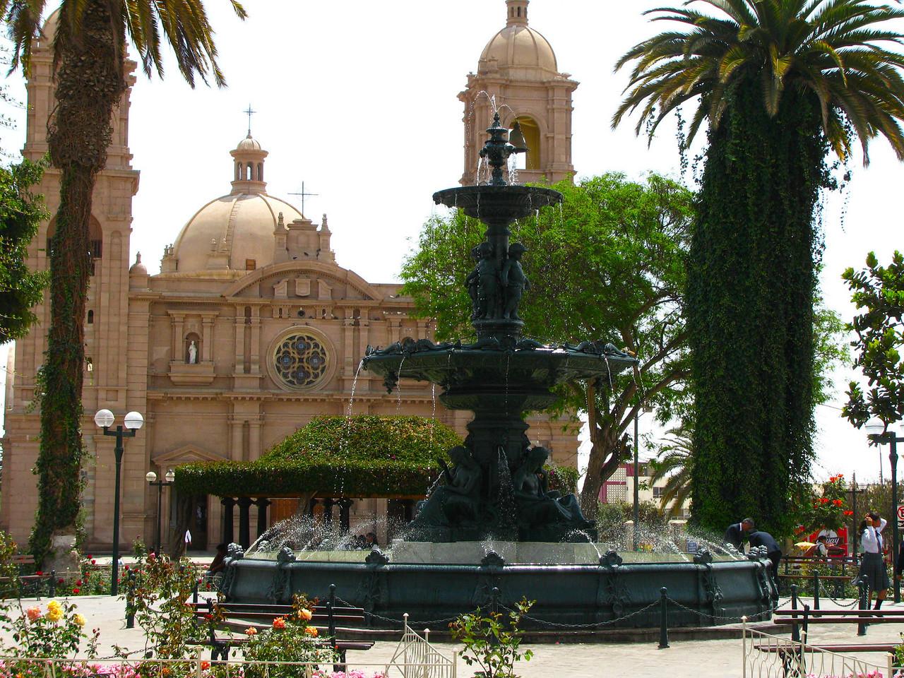 Paseo Civico de Tacna