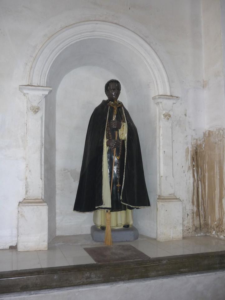 St. Martin de Porres.