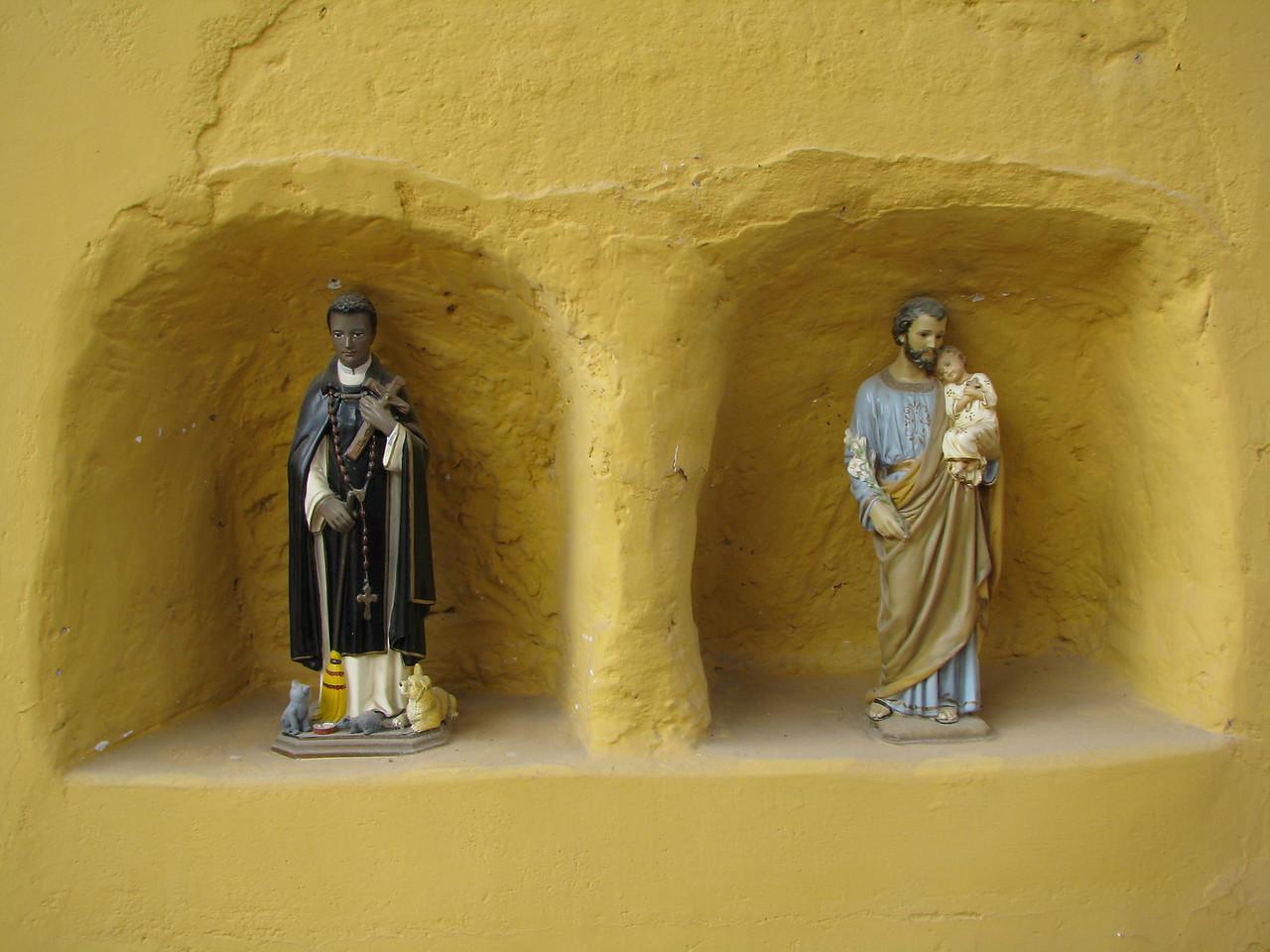 St. Martin Vs. St. Joseph.