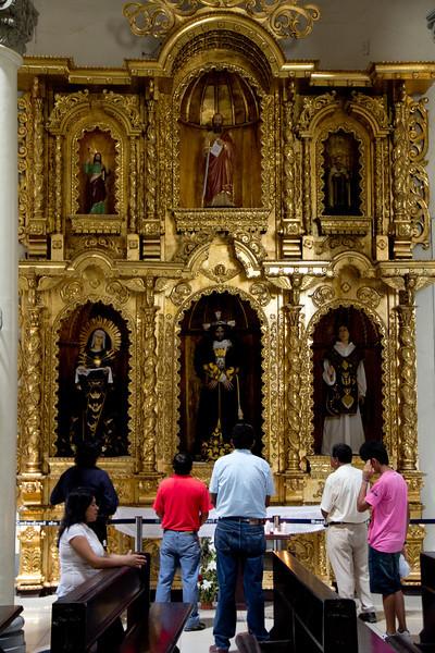 Devocion al Se~or Cautivo de Ayabaca
