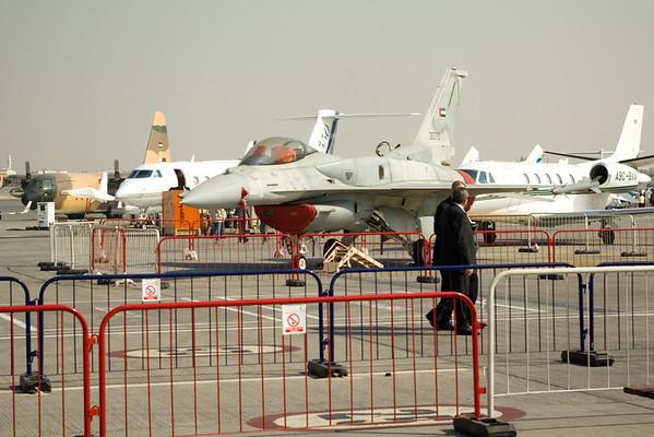 10th Dubai Air Show (89 Photograhs)