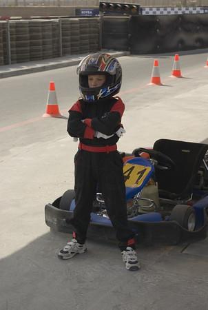 A Day on the Race Track - Dubai Autodrome (10 Photographs)