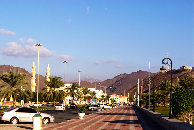 Dibba and Back
