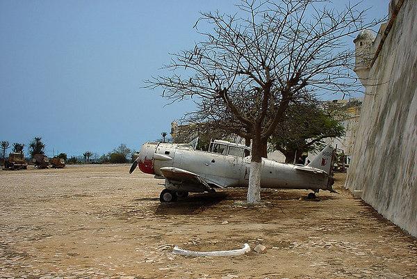 Fortalezza de Luanda, Angola