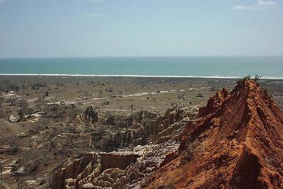 Mirradouro da Lua, Angola