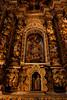 Baroque Church from the Pelourinho, Salvador de Bahia, Brazil.