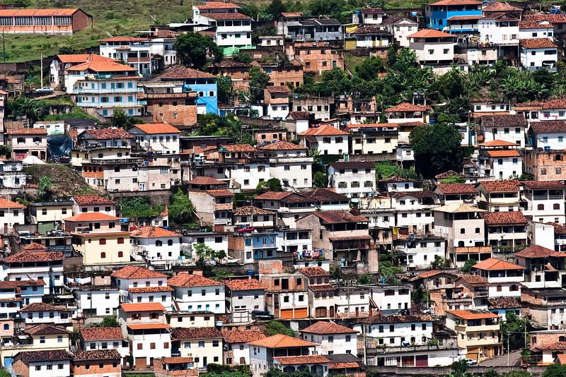 Ouro Preto, Minais Gerais state, Brazil.