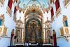 Detail from a Pelourinho' church, Salvador de Bahia, Brazil.