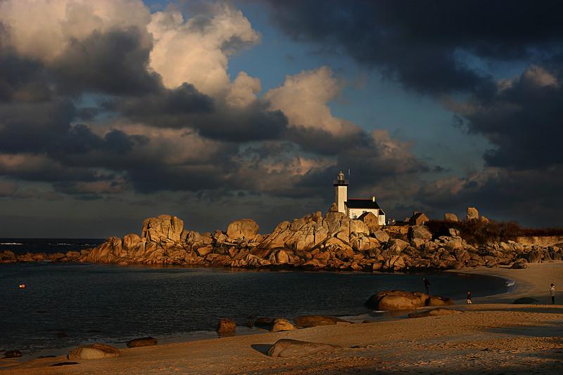 Wild Brittany, Brignogan-Plage, Brittany, France.