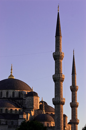 Blue Mosquee, Istanbul, Turkey.