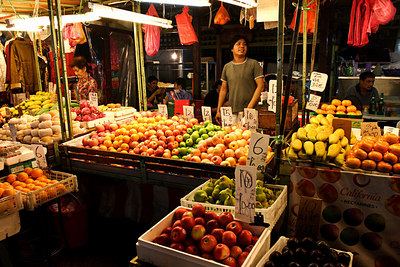 Kuala Lumpur Market, Malaysia.