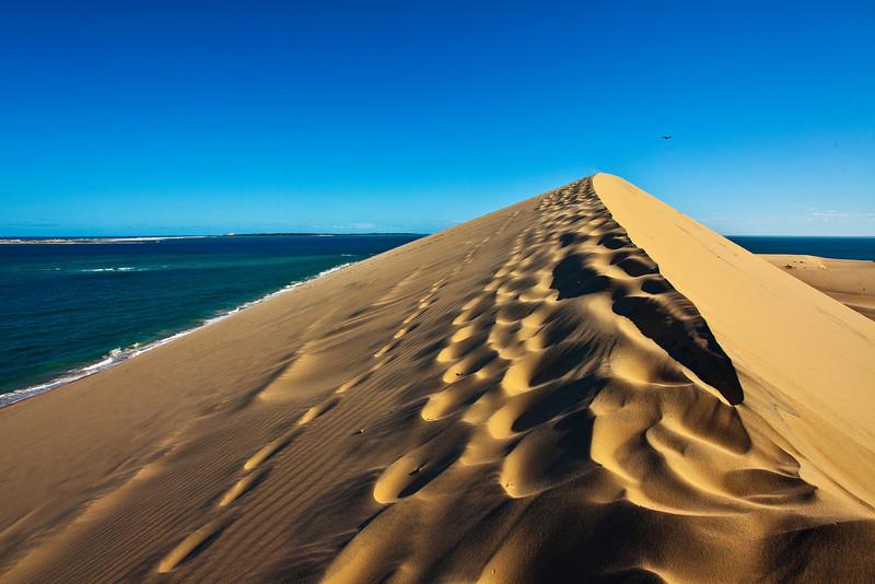 Praia de Bazarutos, Mozambique.